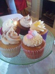 A Selection of Cupcakes….