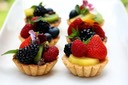 Deluxe Fruit Tarts