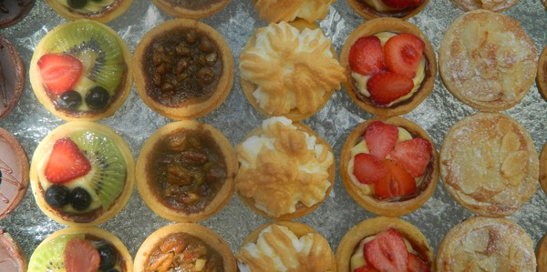 Sweet Tartlets Platter