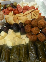 Middle Eastern Meze 3