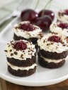 Mini Black Forest Cakes